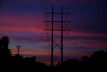 Early Morning Texas Sunrise