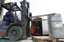 Loading Barrel