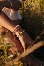 Hand With Bracelets