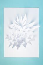 Sun Spiral, Paper Craft Image