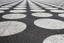 Pattern On Stone Floor