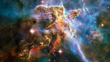 Space Desktop Wallpaper, HD Background, Nebula, Remix From The Artwork Of NASA