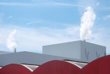 Minimalist Industrial Factory