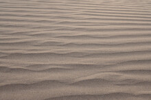 Small Sand Waves.