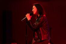 A Female Rock Singer
