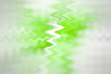 Smooth Miscellaneous Green, White And Grey Waves