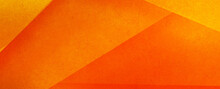 Geometric Orange Abstract Lines Background Wallpaper With Paper Texture