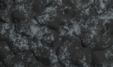 3D Abstract Stone Surface Background