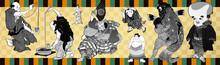浮世絵 人物コレクション VOL87