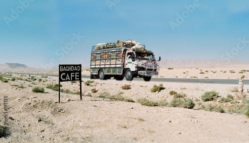 sur la route de bagdad