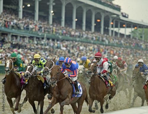 Fényképezés kentucky derby