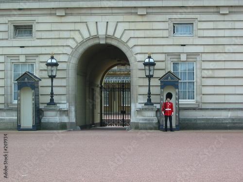 Photo buckingham palace guard