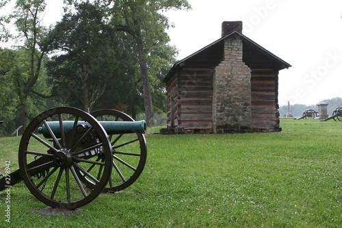 Fényképezés cannon and cabin