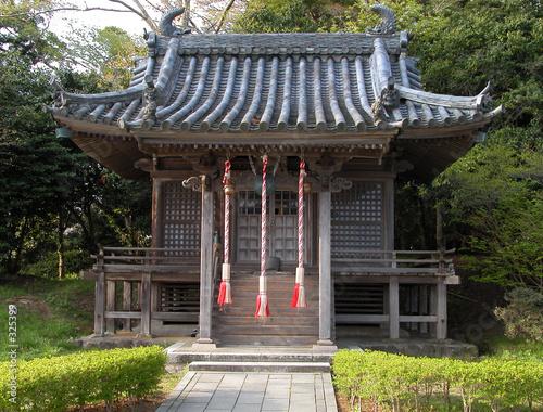 Photo little shrine