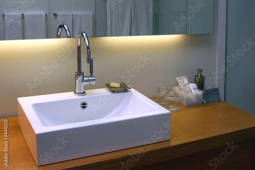 Fotomural salle de bain #2