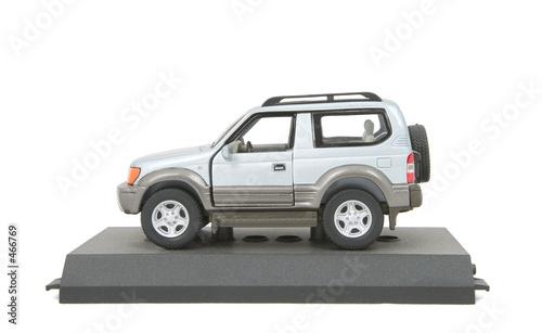 фотография model car