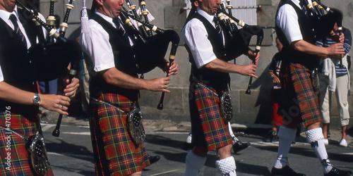 ecossais Fototapeta