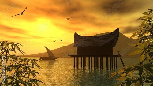 golden lagoon #690775