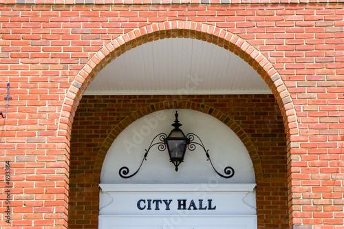 city hall Tapéta, Fotótapéta