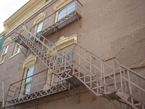 Photo fire escape