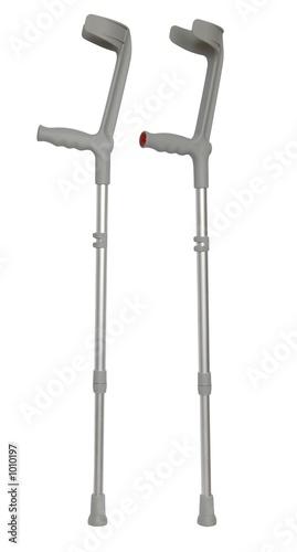 Fotografia crutches