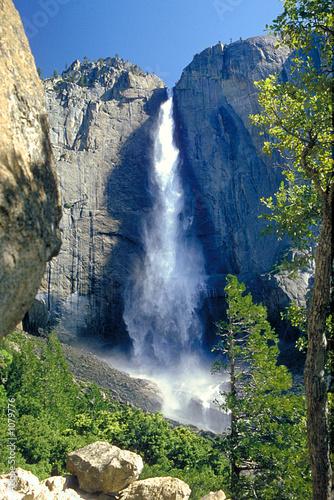 Fototapeta premium Yosemite spada