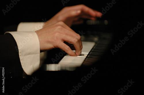 Fotografia concert pianist