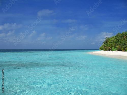 fihalhohi beach 5 Fototapeta