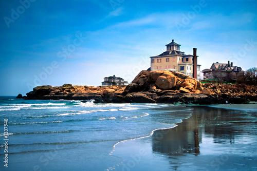 Obraz na płótnie the beaches of cape ann, massachusetts