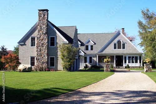 Photo luxury home