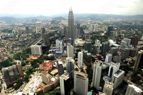 malaysia, kuala lumpur: nice view of the city