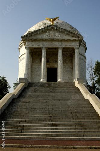 Fényképezés civil war monument 3