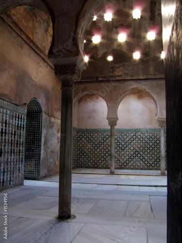 bains arabes Fotobehang