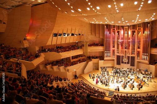 Carta da parati symphony orchestra 2