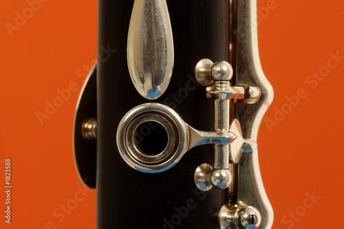 Fényképezés clarinet