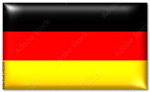 Photo deutschland fahne german flag