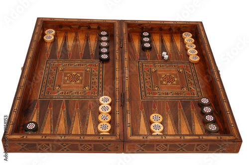 Carta da parati backgammon 2