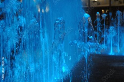 Платно water blues