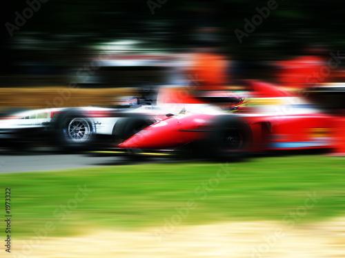 Fototapeta premium samochody wyścigowe