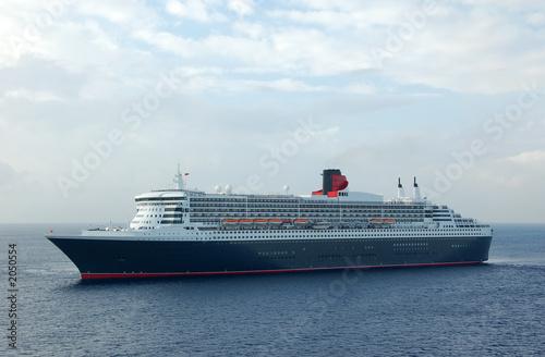 Fotografie, Obraz classic ocean liner