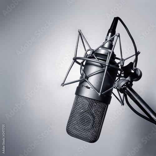 studio microphone #2471705