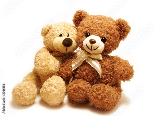 romantic teddy-bears #3066386