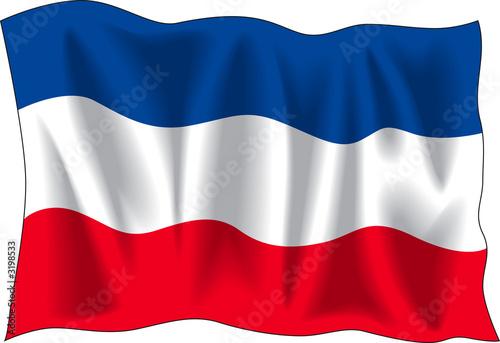 serbian flag #3198533