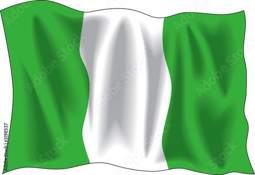 nigerian flag #3198537