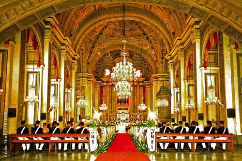 Serine Wedding
