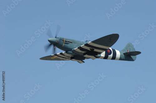 Obraz na płótnie Spitfire