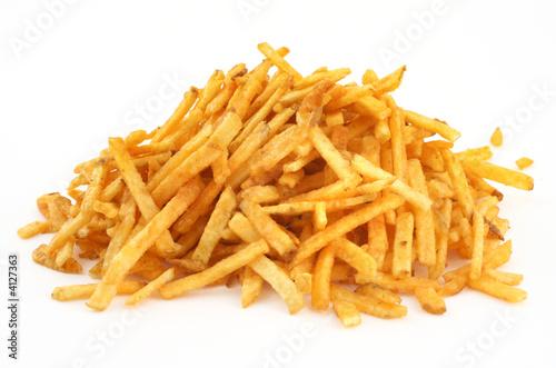 heap of French fries Fototapet
