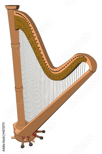 Fényképezés Harp