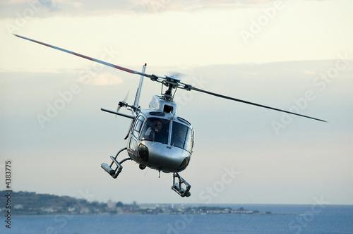 elicottero Fototapeta