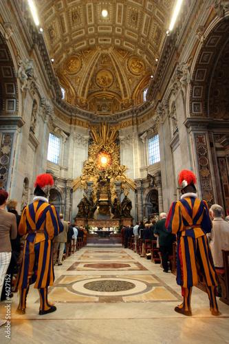 Basilica di San Pietro in Vaticano Fototapeta
